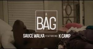 Video: Sauce Walka - A Bag (feat. K CAMP)